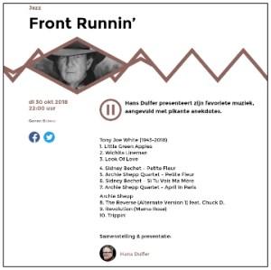 Concertzender-Hans-Dulfer-Front-Runnin