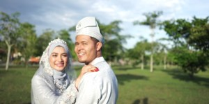 Hairi & Aini : The Reception