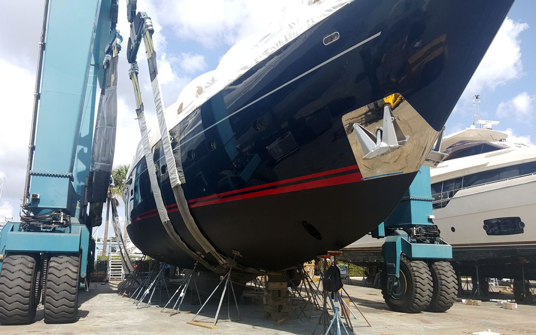 How To Repair And Prevent Orange Peel On Your Yacht Paint