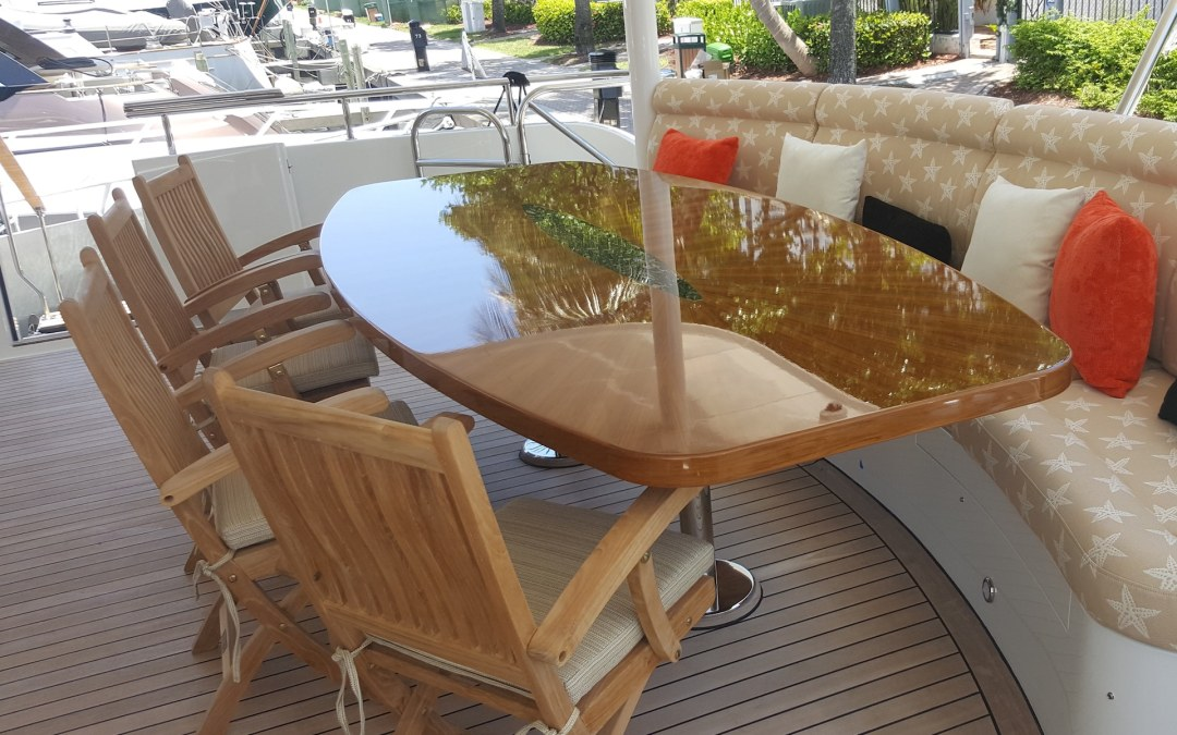 Why Your Yacht Needs Teak Decking