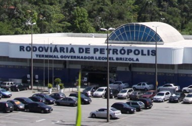 Como chegar no Centro de Petrópolis saindo da Rodoviária
