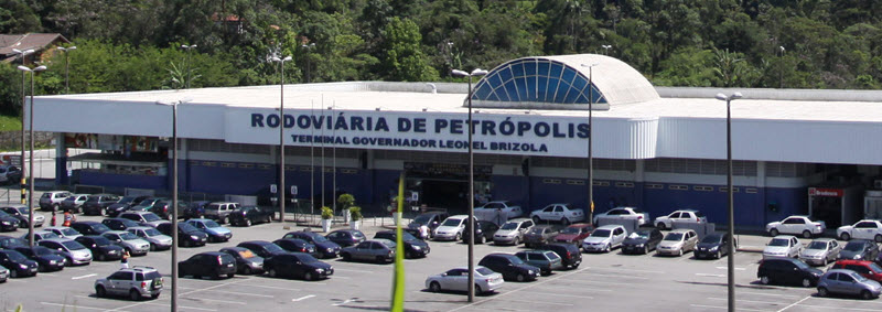 Como chegar no Centro de Petrópolis saindo da Rodoviária do Bingen