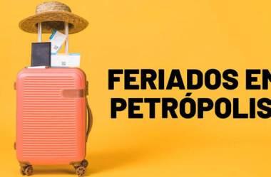 Feriados em Petrópolis 2020