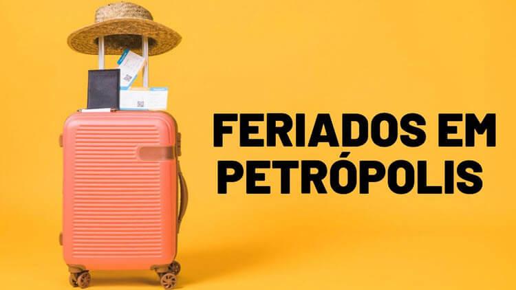 Feriados em Petrópolis