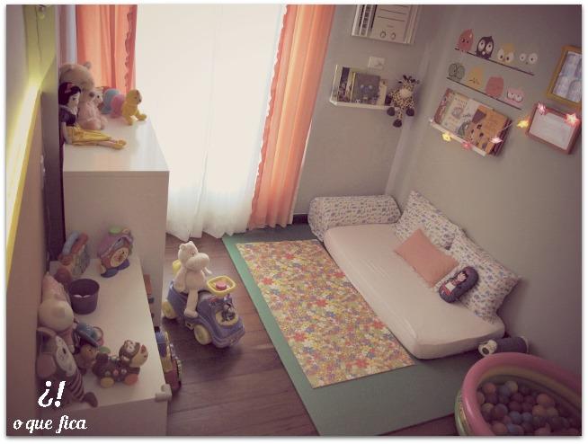 Como organizar um quarto infantil inspirado em Montessori (Com checklist de organização infantil para download)
