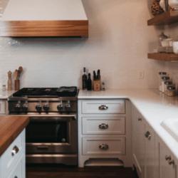Organizar a cozinha
