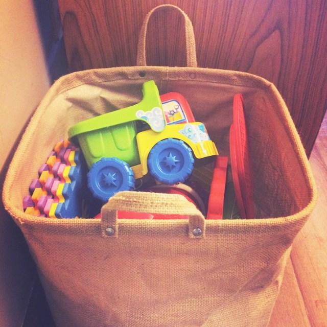 Organizar-brinquedos