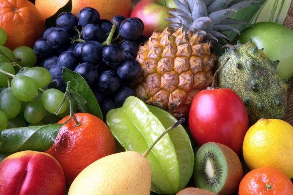 fruta de sobremesa