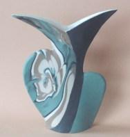 Linda Bourne Pottery Vase
