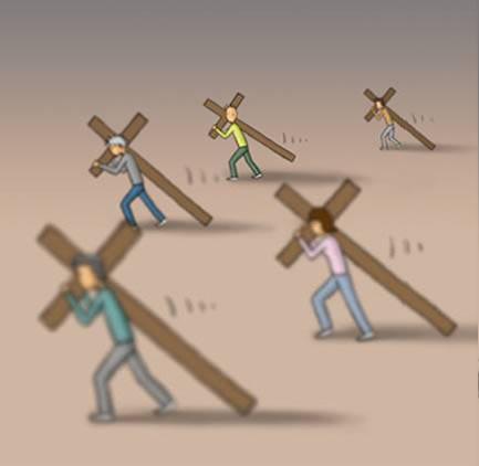 Carregue sua cruz por completo (6/6)