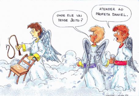 Humor Gospel (2/6)