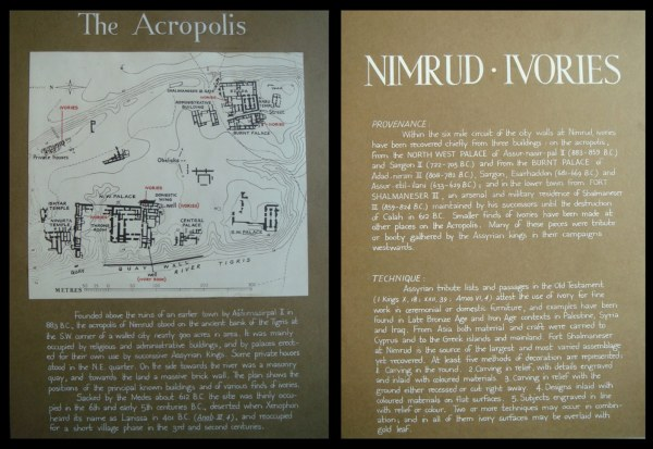 Nimrud Materialities Of Assyrian Knowledge Production