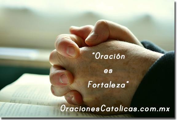 La Oración es Fortaleza de Dios