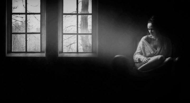 Oración de tristeza y desesperación