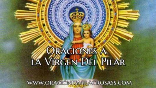 Rezos A La Virgen Del Pilar
