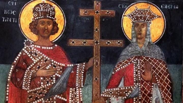 San Constantino y Santa Elena