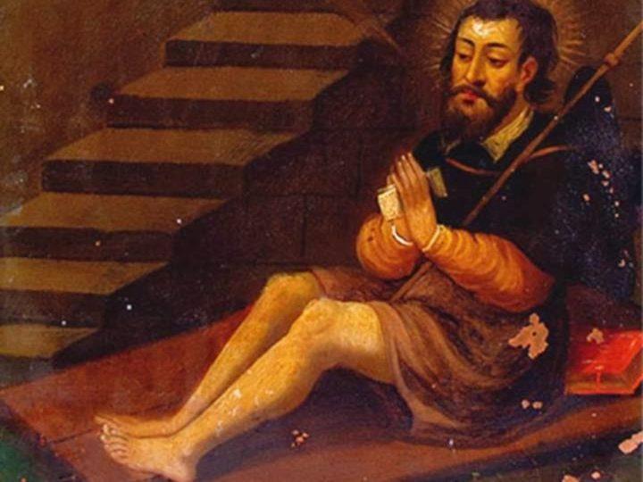 Oración a San Alejo mendigo