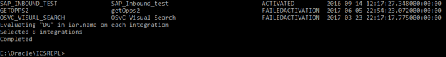 REPL output in script mode part 2