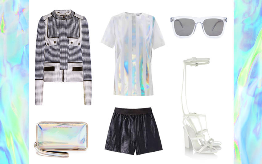 Outfit-Iridescent