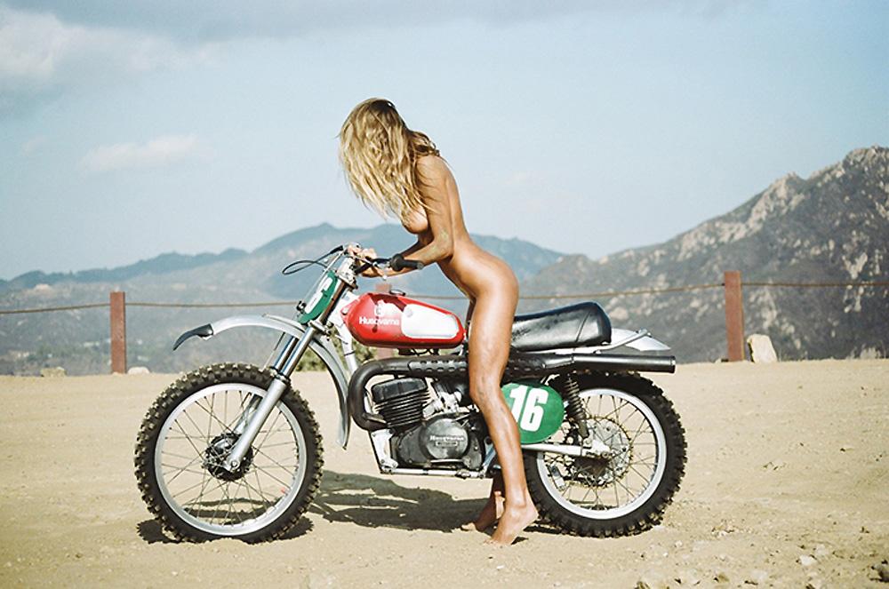 Henrik purienne sahara ray nude model motorbike motor bike dirt bike water fashion model oracle fox