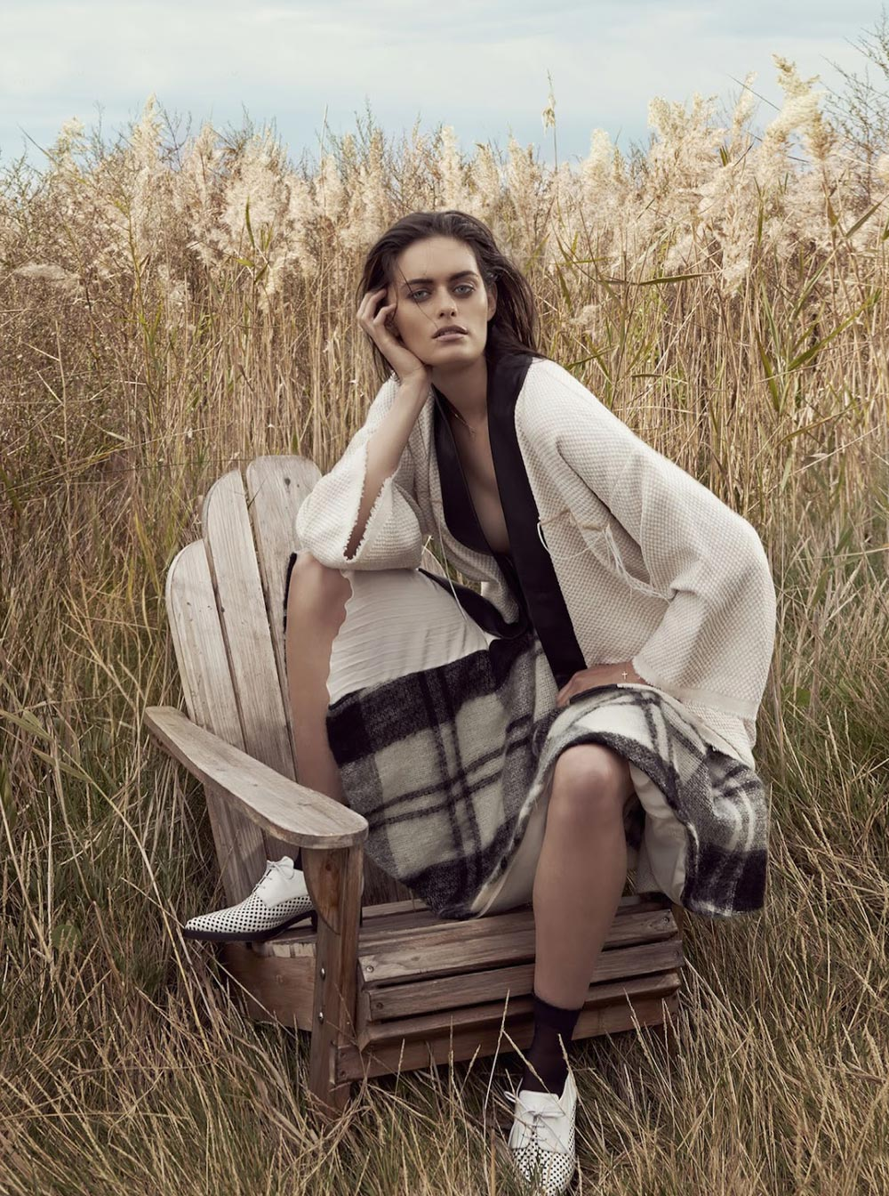 Elle, Australia, August, 2014, August, 2014, Holly, Blake, Sara, Smith, Fashion, Editorial