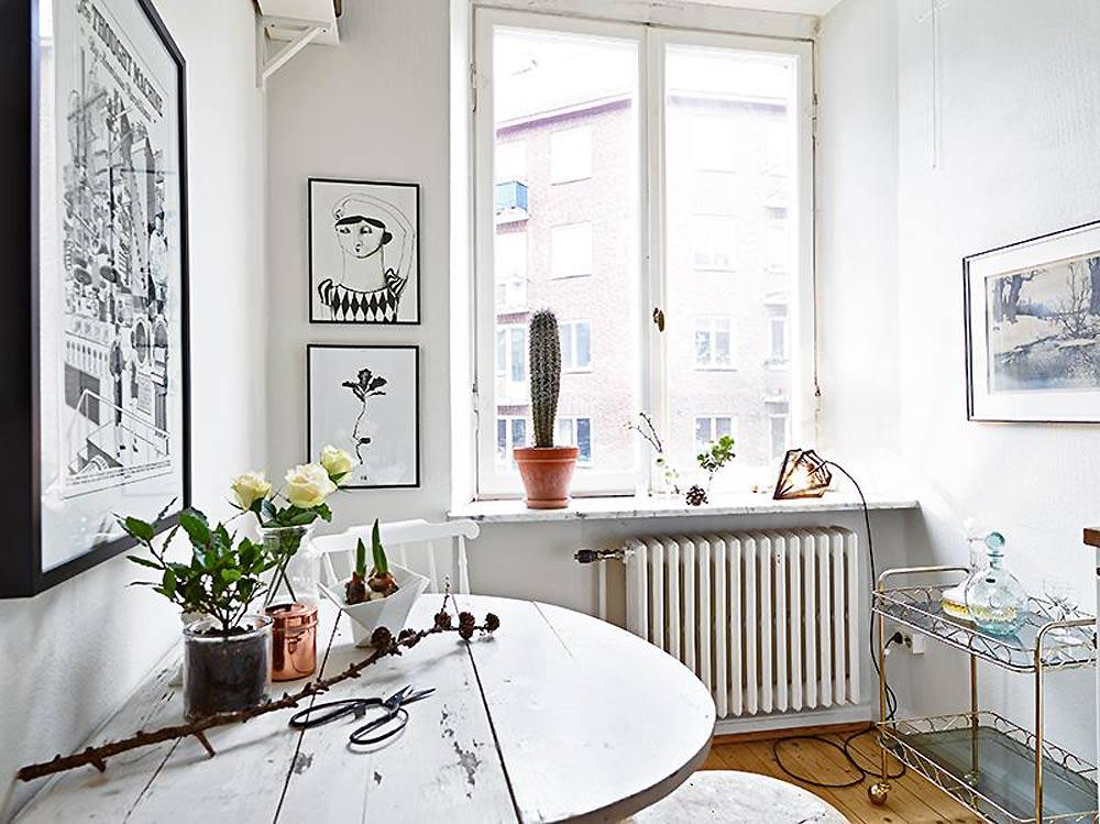 white, scandinavian, house, interior, home, bedroom, living room, oracle, fox