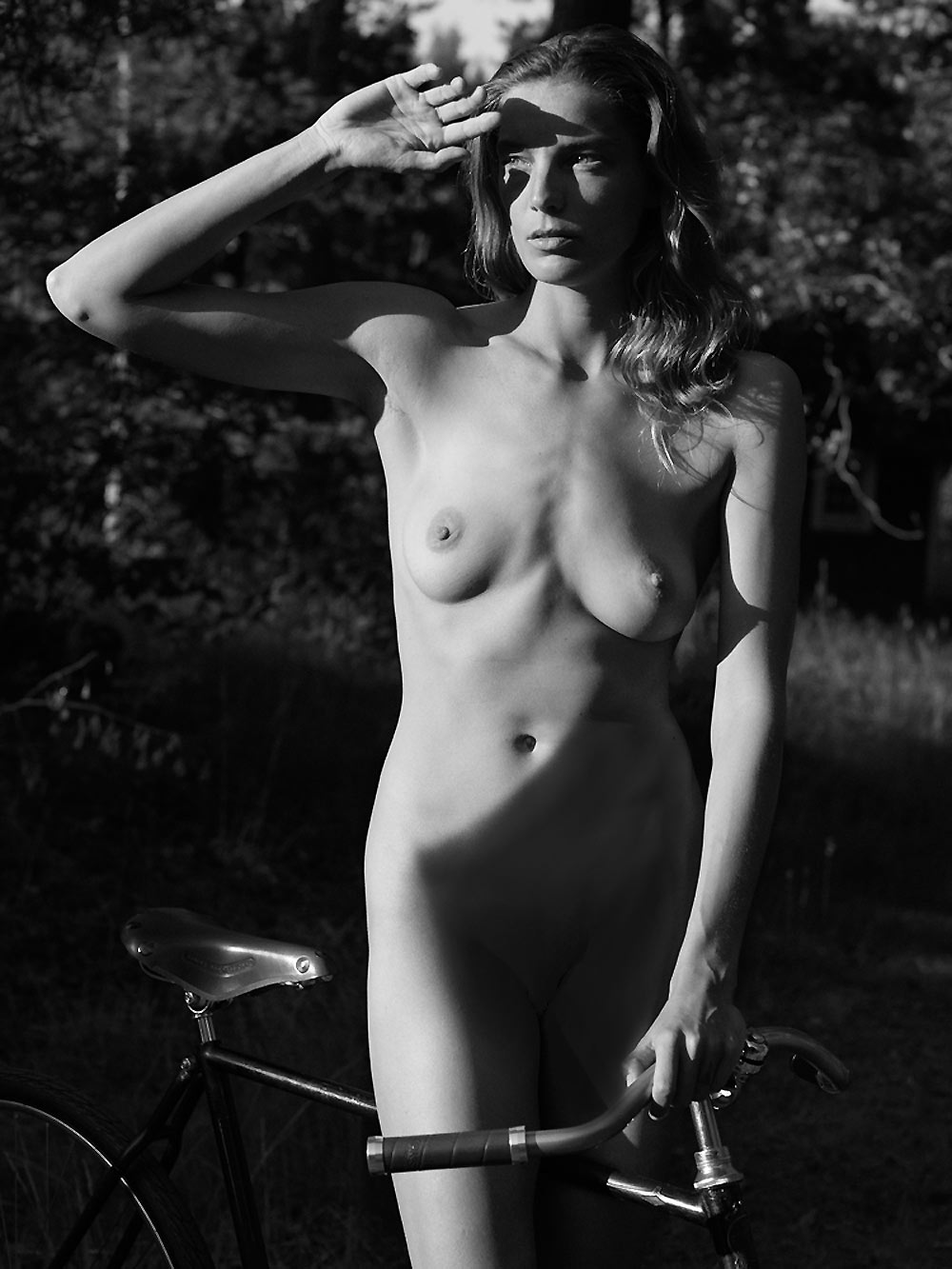 Daria, Werbowy, Mikael, Werbowy, Interview, September, 2014, nude, fashion, editorial, oracle, fox