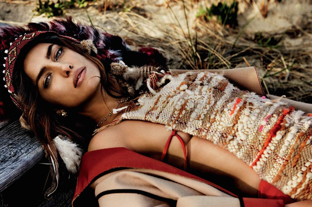 Irina, Shayk, model, giampaolo, sgura, photographer, vogue, brazil, august, 2014, editoiral,