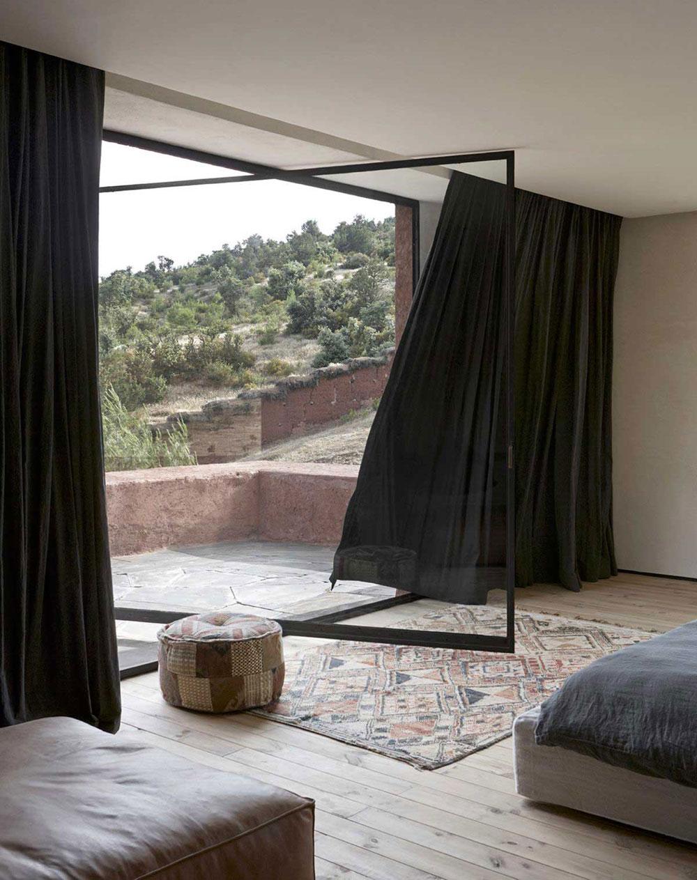 Moroccan, Home, Interior, Industrial, Minimal Inspiration, Bedroom, Oracle Fox
