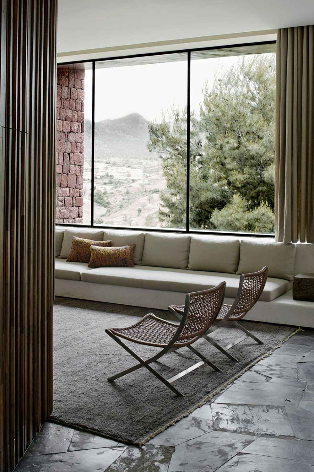 Moroccan, Home, Interior, Industrial, Minimal Inspiration, Living Room, View, Oracle Fox