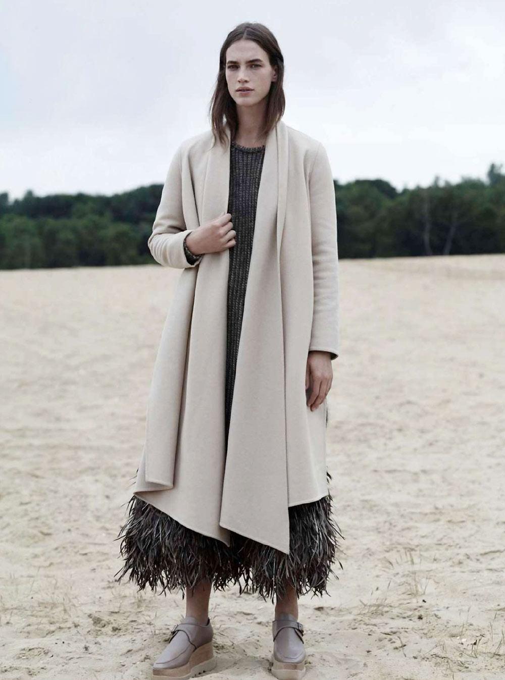 Crista, Cober, Laurence, Ellis, L'Officiel, Editorial, October, 2014, Fashion, Editorial, Oracle, Fox
