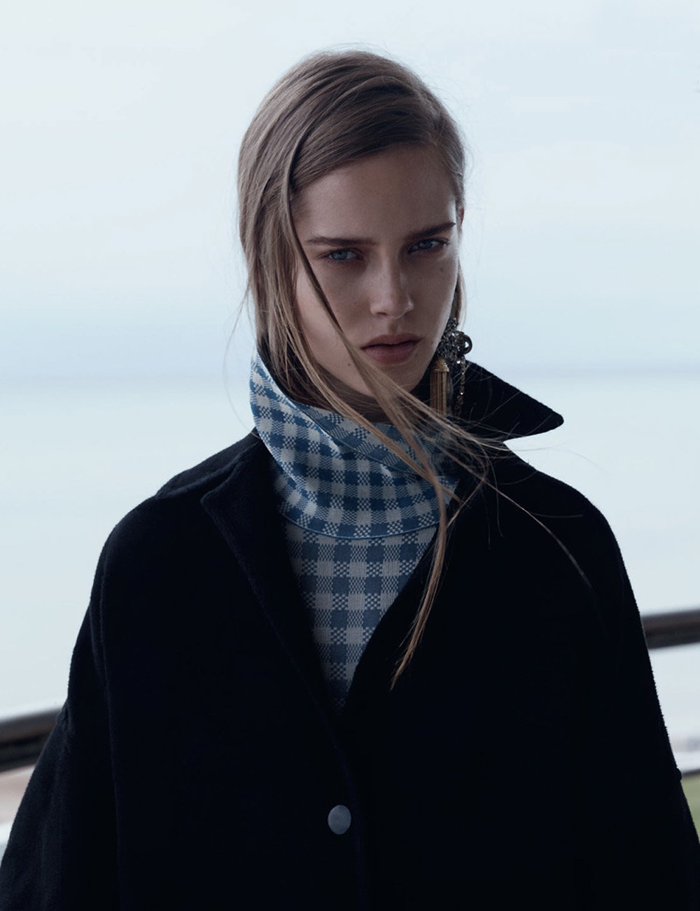 Joanna, Schlenzka , Luxury , Telegraph, Fashion, Editorial, Magazine, Oracle, Fox