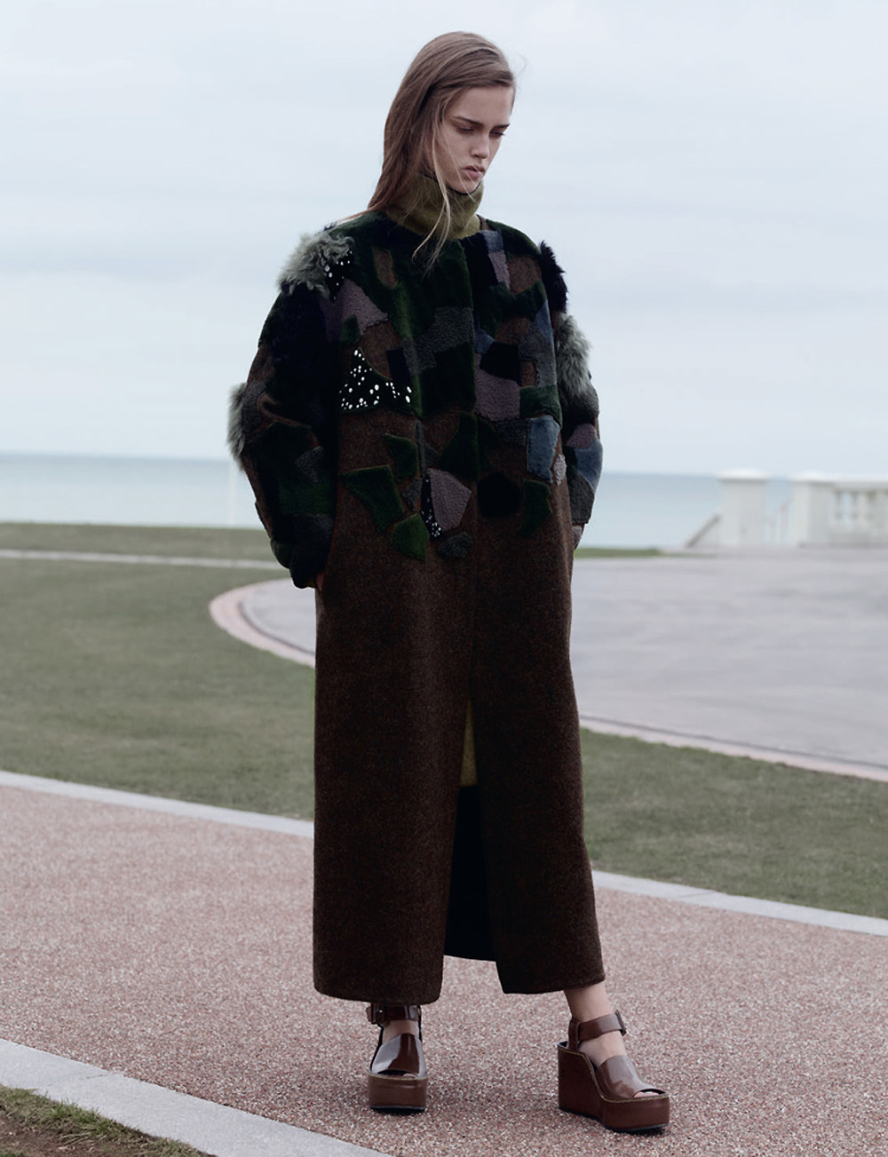 Joanna, Schlenzka , Luxury , Telegraph, Fashion, Editorial, Magazine, Oracle, Fox