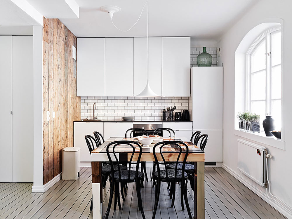 Oracle, Fox, Sunday, Sanctuary, White, Out, White, Interiors, industrial, kitchen