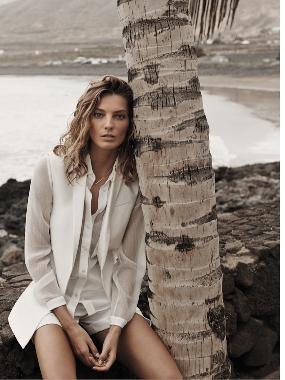 sheer, trend, fashion, clothes, runway, looks, skirt, blouse, daria werbowy, kesler tran, oracle fox,