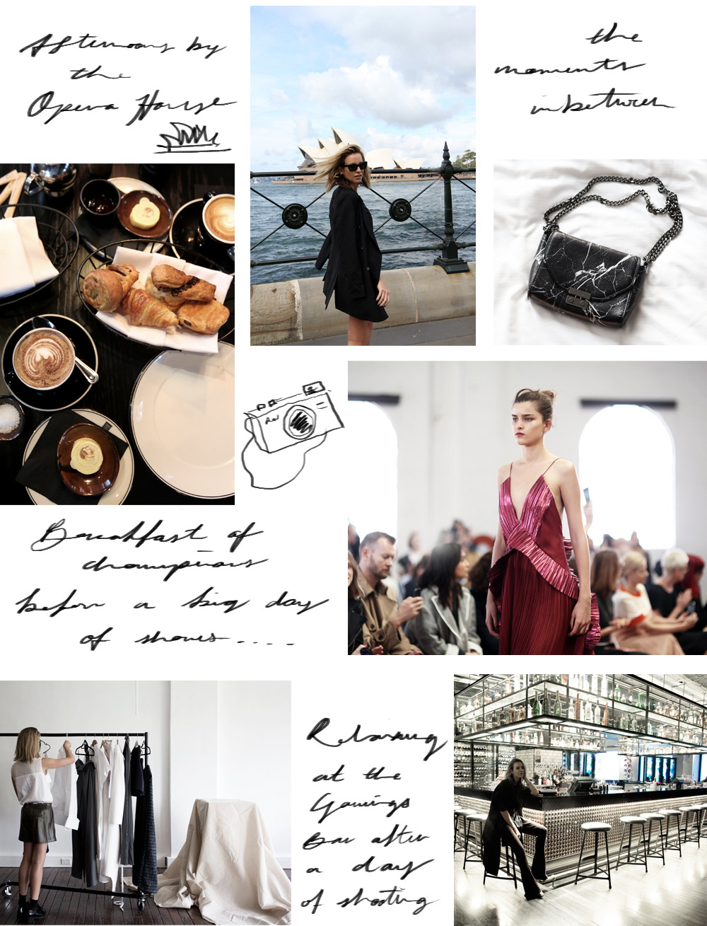 QT Hotel, Sydney, MBFWA, mercedes benz fashion week, australia, michael lo sordo, photo diary, oracle fox, outfit, street style fashion
