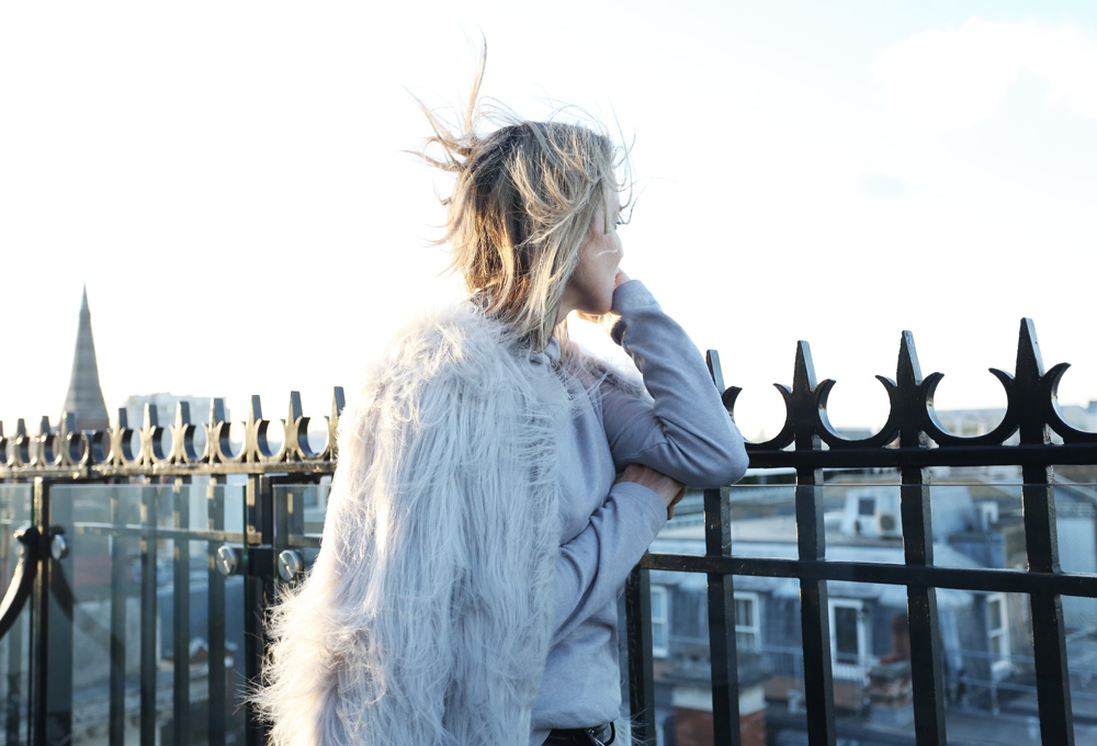 London Edition, London Edition Hotel, London Accommodation, travel, travel diary, oracle fox, grey fur coat