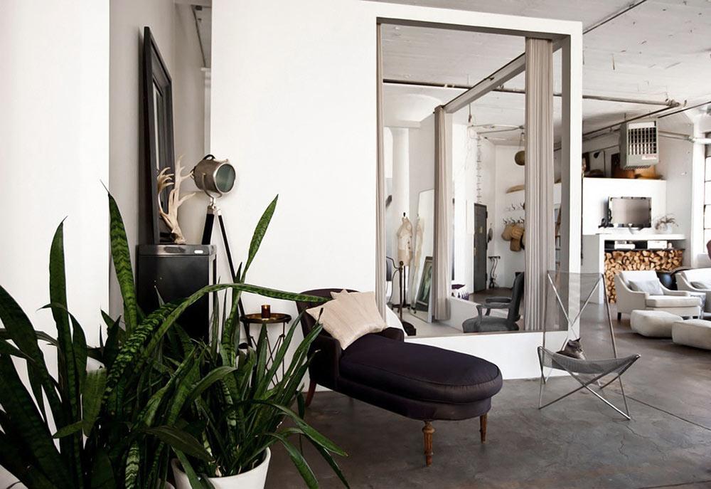 Oracle, Fox, Sunday, Sanctuary, Brooklyn, Loft, Apartment, Bright, Light, Work, Space, Indoor, Plants