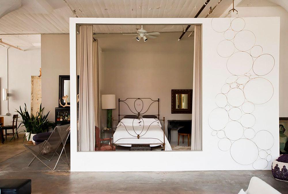 Oracle, Fox, Sunday, Sanctuary, Brooklyn, Loft, Apartment, Bright, Light, Bedroom, Iron, Bed