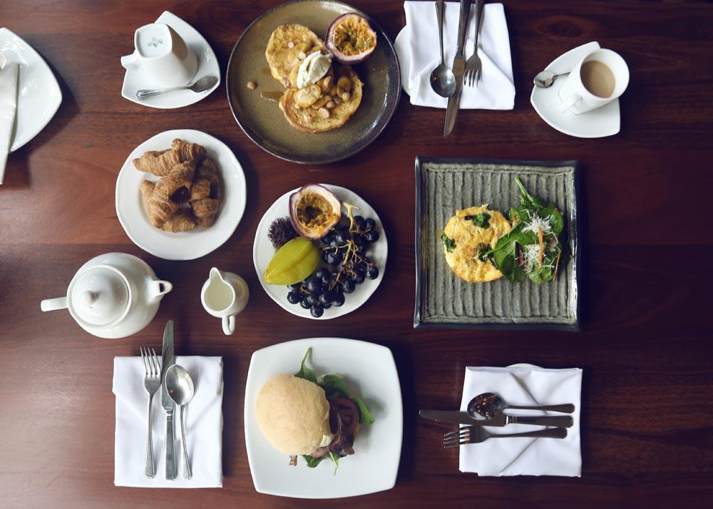 Breakfast, Silky, Oaks, Travel, Oracle, Fox, Tropical, North, Queensland, Pastries, Gourmet, Breakfast