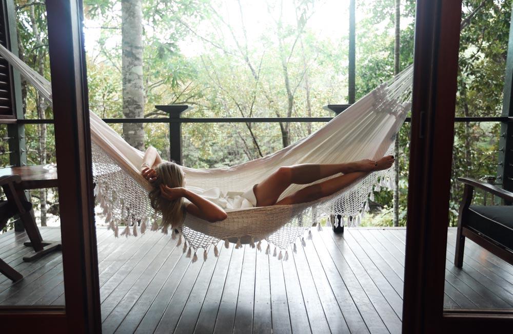 Silky, Oaks, Daintree, Travel, Oracle, Fox, Explore, Relaxing, White, Hammock,
