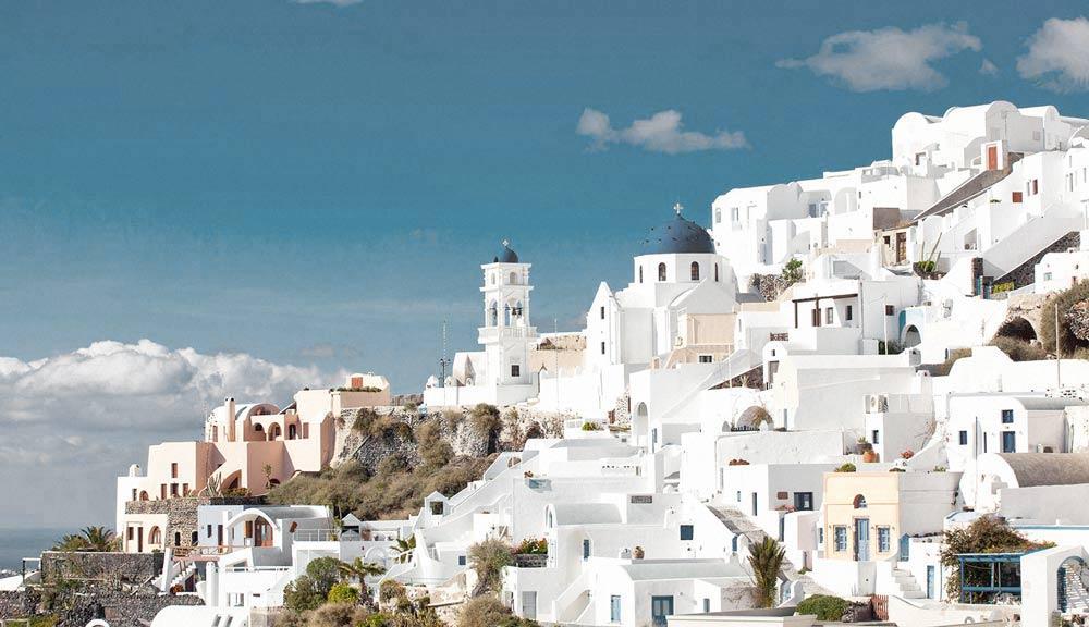 Oracle, Fox, Sunday, Sanctuary, White, Interiors, Exteriors, Santorini, White, City