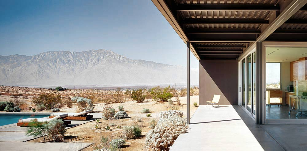 Oracle, Fox, Sunday, Sanctuary, White, Interiors, Exteriors,  White, Desert, House