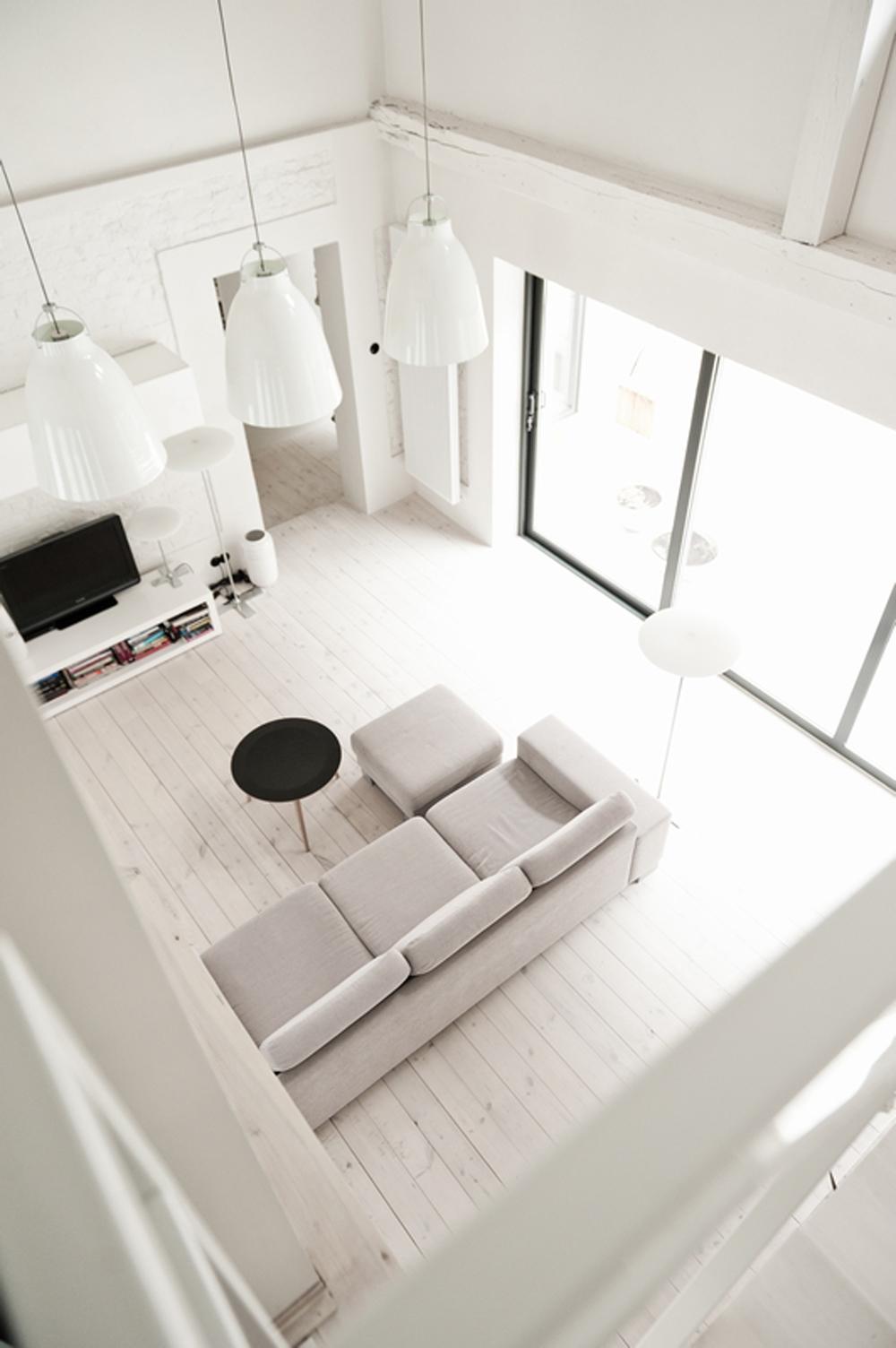 Oracle, Fox, Sunday, Sanctuary, Polish, Farmhouse, White, Minimalist, Interior, Indoor, Plants, Scandinavian, Style