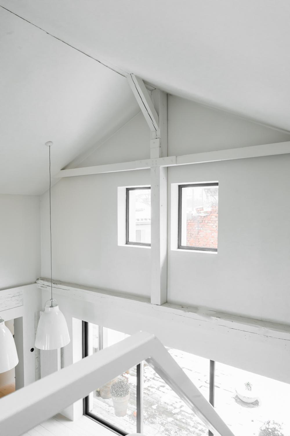 Oracle, Fox, Sunday, Sanctuary, Polish, Farmhouse, White, Minimalist, Interior, Indoor, Plants, Scandinavian, Style, All, White, Interior