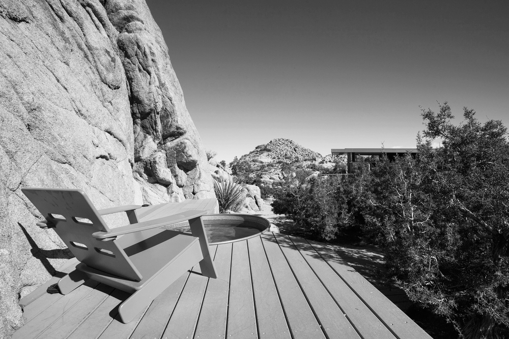 Oracle, Fox, Sunday, Sanctuary, The, Rock, Reach, House, Desert, Modernism, Living, Room, pool