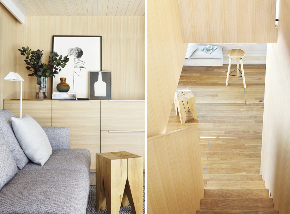 Oracle, Fox, Sunday, Sanctuary, Eildon, Houseboat, Scandinavian, Design, minimal, Interior,