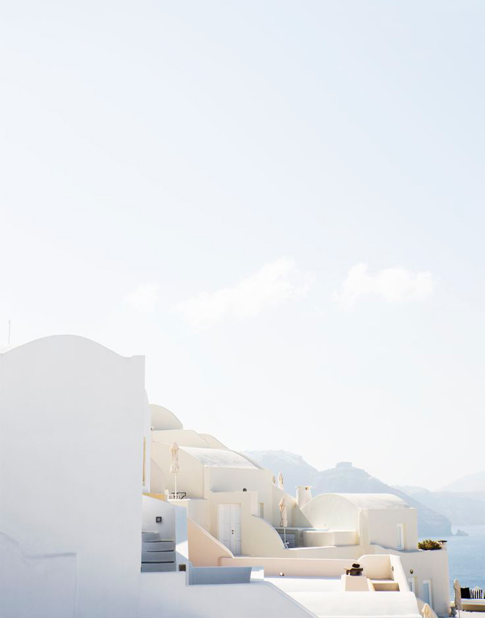 Oracle, Fox, Sunday, Sanctuary, First, Impressions, Building, Exteriors, Greece, Santorini