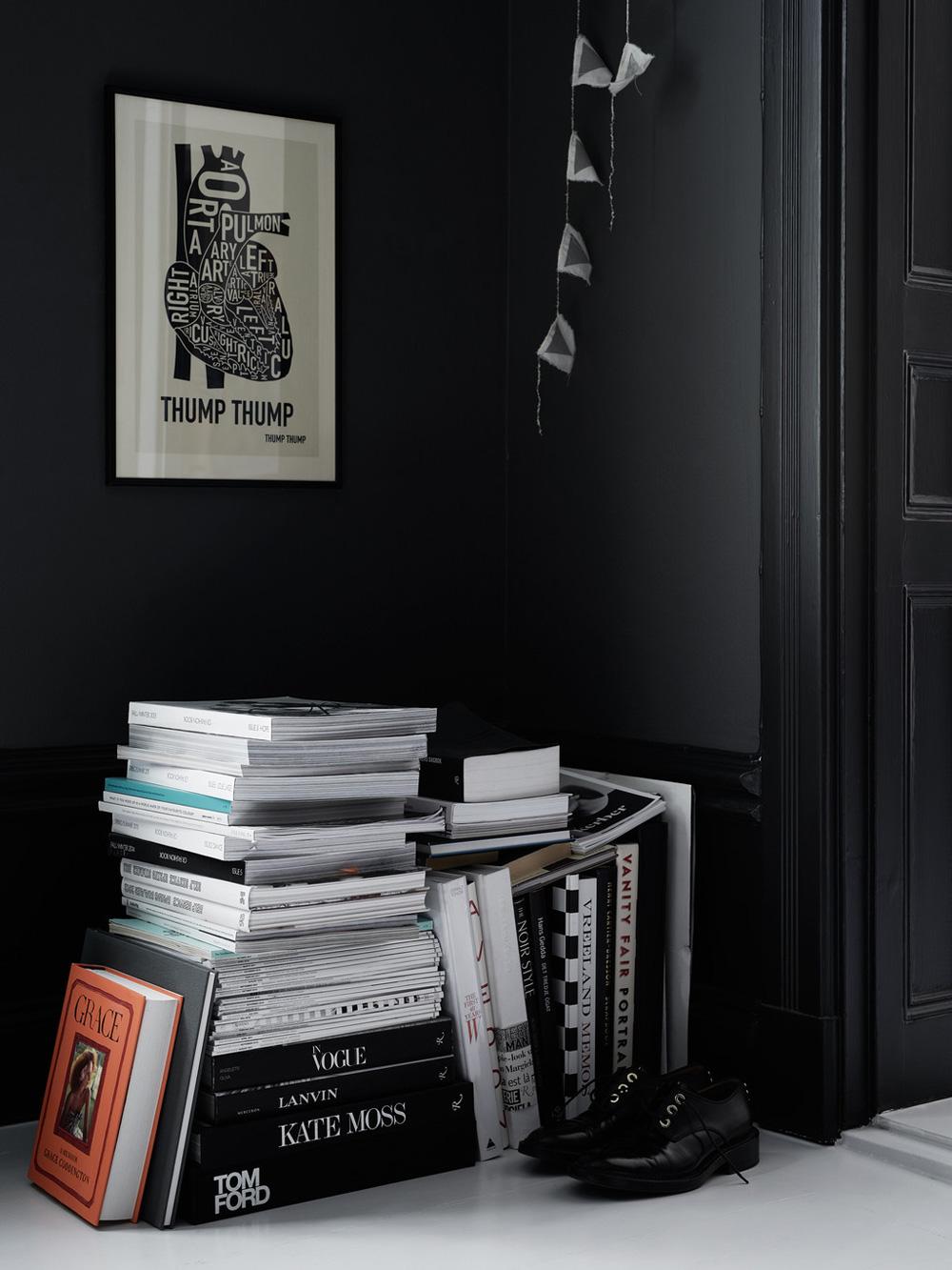 Oracle, Fox, Sunday, Sanctuary, The, Darker, Side, Black, Wall, Office, Art