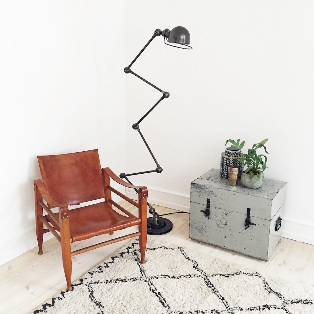 jielde floor lamps interiors trend Sunday sanctuary oracle fox